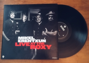 Mikel-Live at Roxy